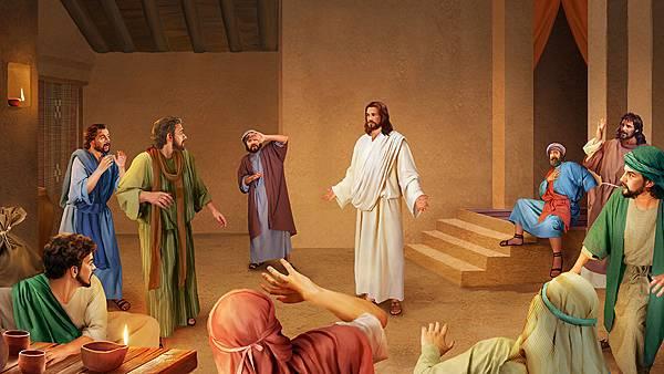 010-主耶稣向众门徒显现-正面-151205.jpg