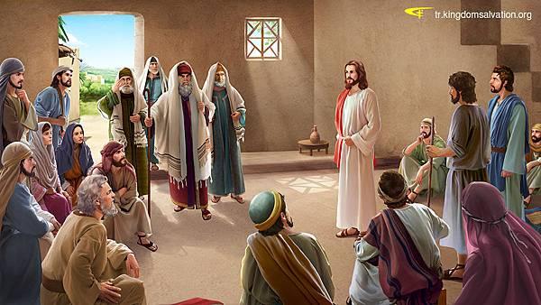 耶稣对法利赛人的斥责.jpg