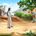 拉撒路复活荣耀神.jpg