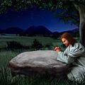 客西马尼园的祷告(2) .jpg