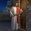 电影道具图:耶稣叩门.jpg