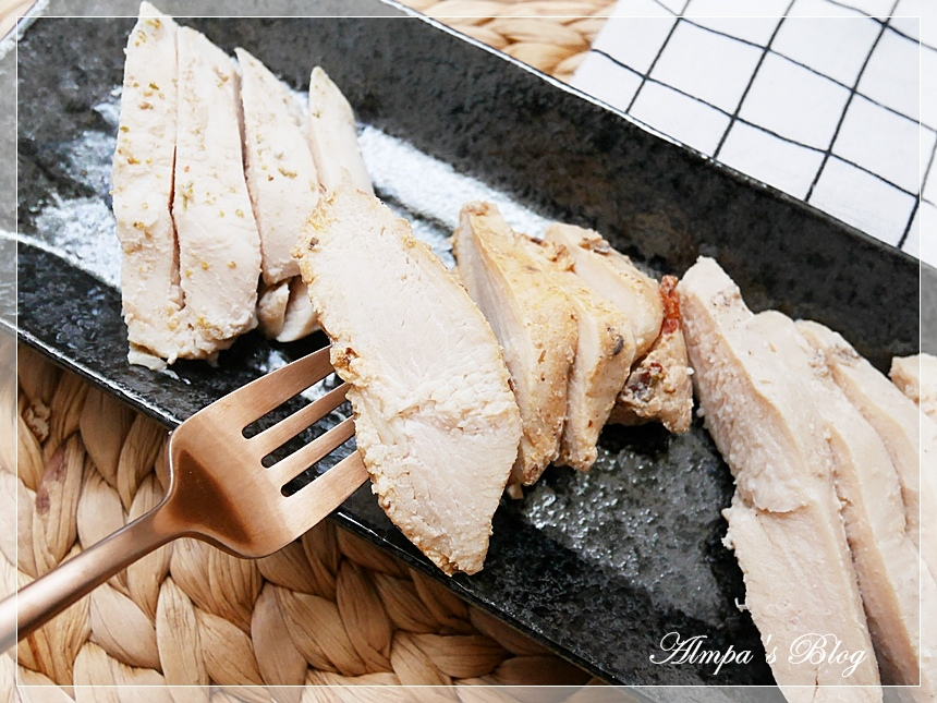 剁椒麻香雞胸肉
