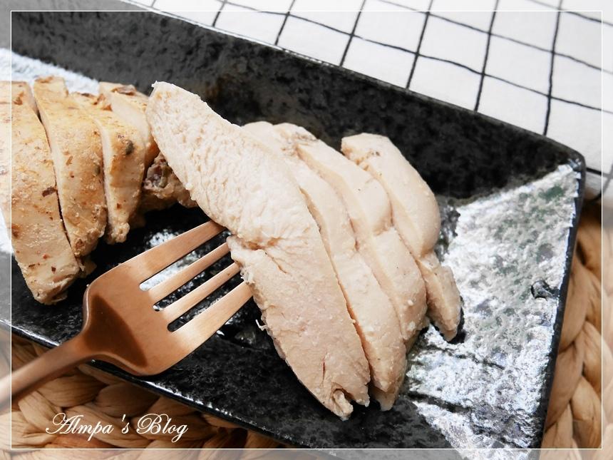 台式香蔥酒香雞胸肉