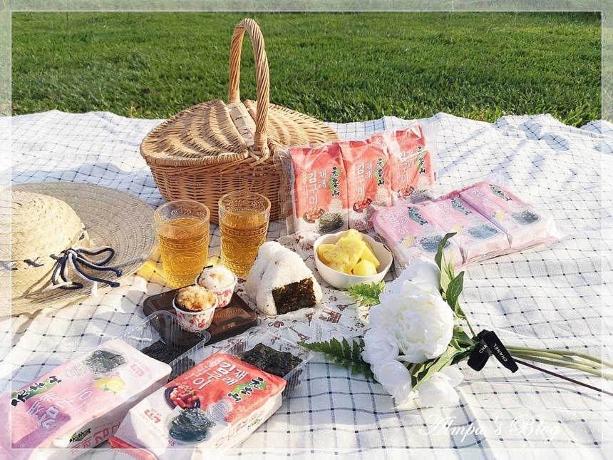 元本山朝鮮海苔野餐趣