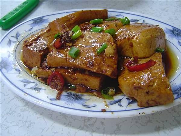 老街 紅燒豆腐