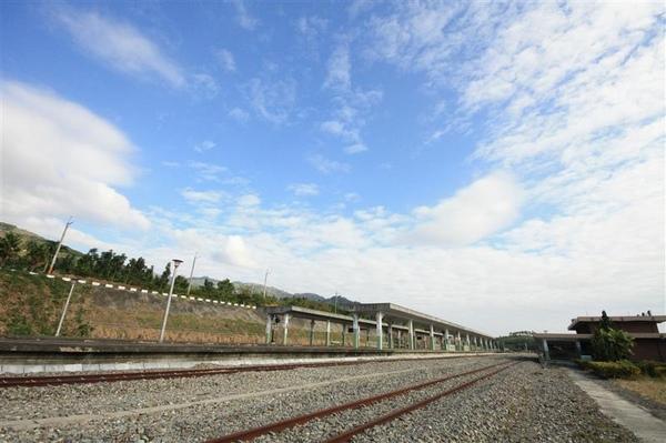 台東鐵道沒有電氣化