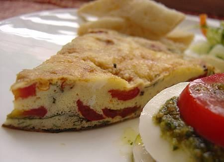 義大利蔬菜烘蛋