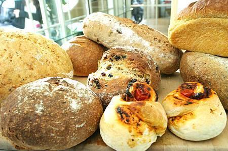 歐式手工麵包