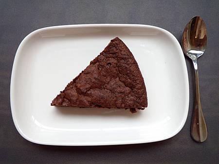黑巧克力香蕉蛋糕