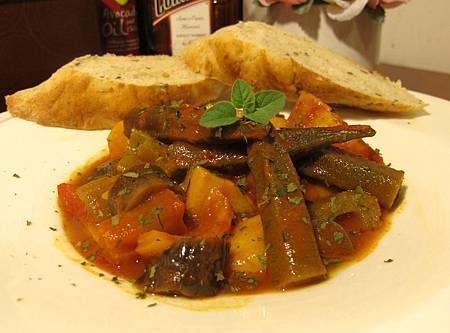 希臘秋葵燉菜