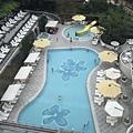 飯店設施 - 泳池