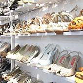 明洞街區 - 鞋店