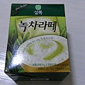 O'sulloc Tea House 綠茶拿鐵 (10包裝) - ₩4000