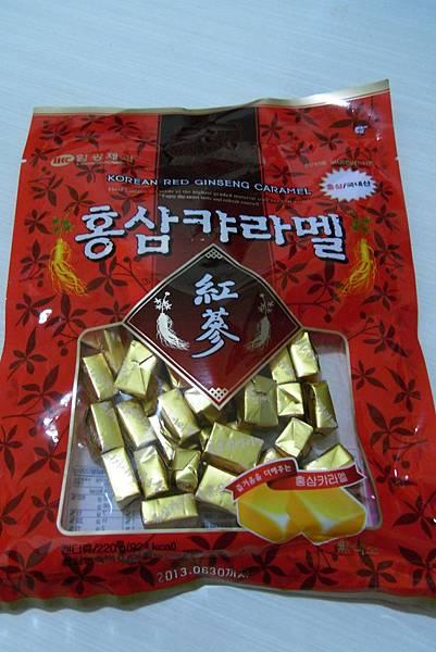 紅蔘糖 - ₩2380