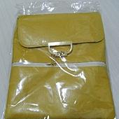 亮黃側背包 ₩10000
