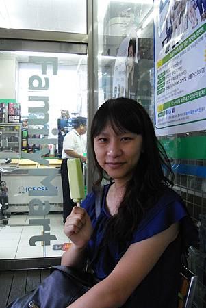 哈密瓜冰淇淋