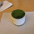 O'sulloc Tea House - Green tea cheese Tiramisu - ₩4500 (₩5000打9折)