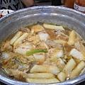 陳玉華一隻雞 - 加入泡菜
