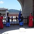 景福宮 - 門將