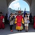 景福宮 - 與門將大合照