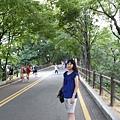 前往首爾塔 - 好漢坡