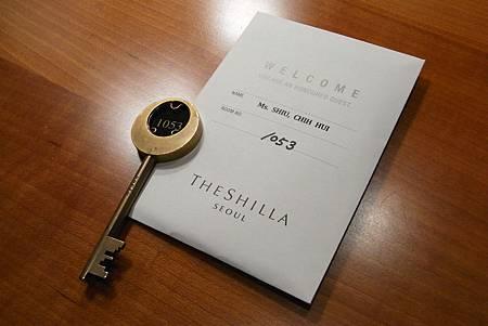 專屬房卡 & 鑰匙