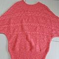 C.F 針織短罩衫 - ₩7500