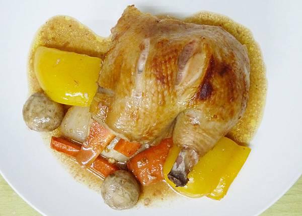 Peri Peri Spatchcock Chicken