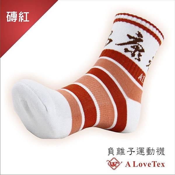 福 負離子運動襪 - 永保安康