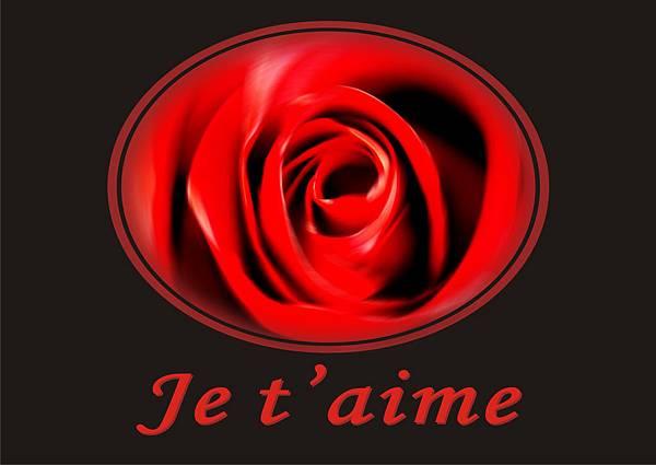 巴黎鄉巴佬 原創圖案 - 圖像 Rose