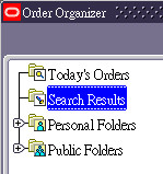 Order Organizer : Result