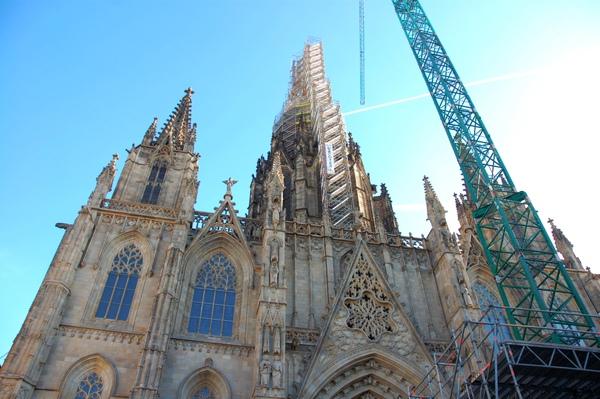 巴塞隆納 大教堂