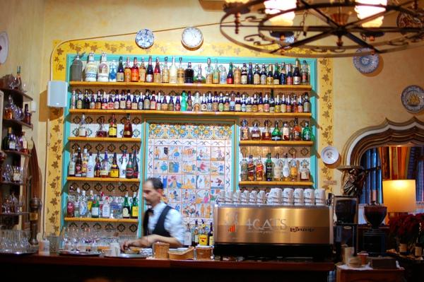 巴塞隆納 四隻貓咖啡館