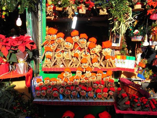 大教堂前 聖誕市集