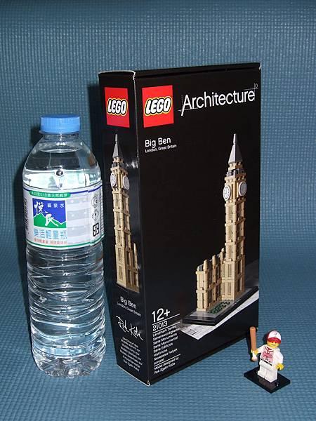 LEGO 21013 Big Ben 大笨鐘 DSCF1900