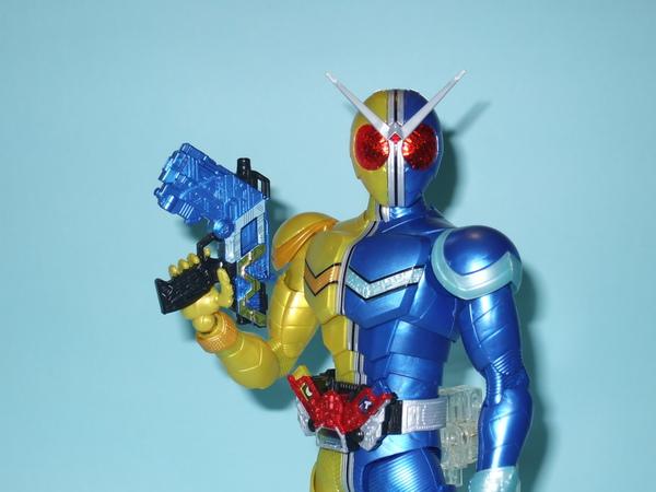 DSCF5994 MG假面騎士W Kamen Rider Double masked rider W 幪面超人W_調整大小.JPG