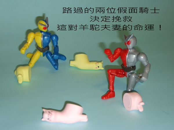 DSCF6448 假面騎士 W 食玩 2代.jpg