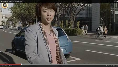 嵐 櫻井翔 CM  NISSAN1