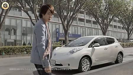 嵐 櫻井翔 CM  NISSAN3