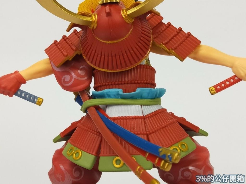 一番賞 和之國第二幕 B賞 魯夫鎧武裝_210130_39.jpg