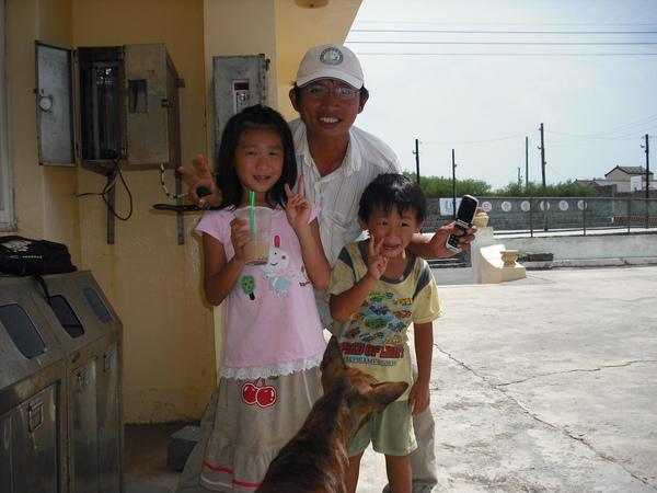 20090913攝於澎湖縣湖西鄉西溪村北極殿前