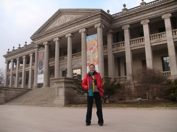 聽說是韓國第一棟西洋式建築