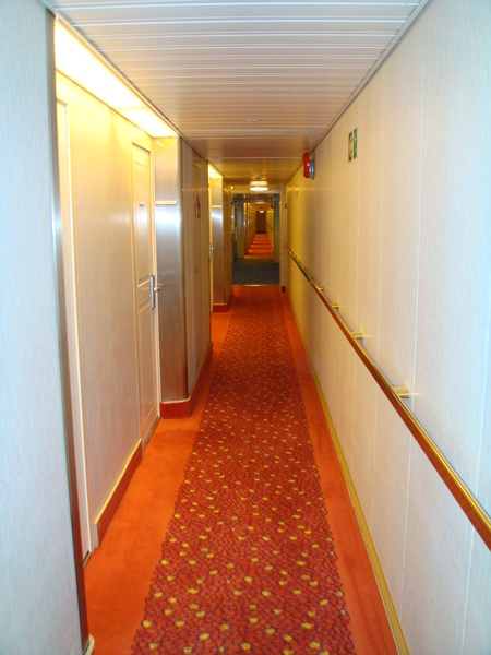 我們的房間在七樓