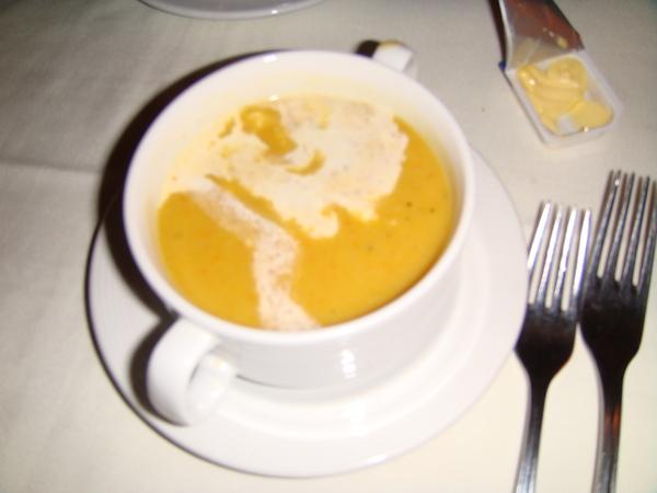 前菜-蔬菜濃湯