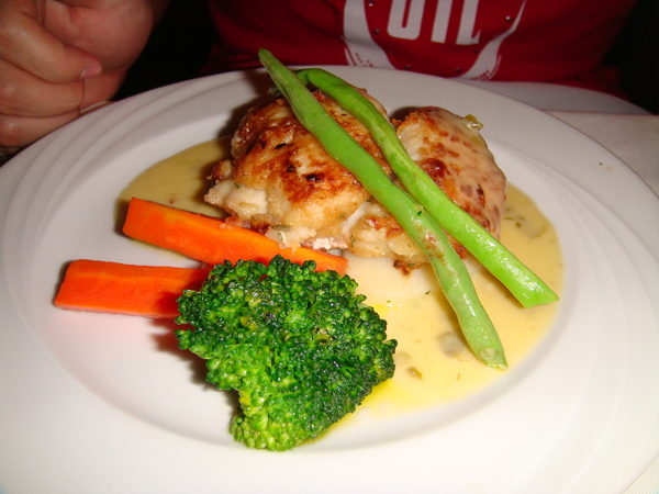 主餐-牛油方俐魚排