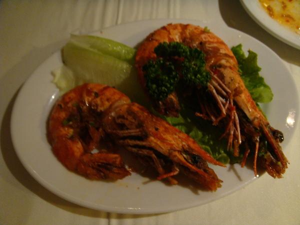 美味大草蝦