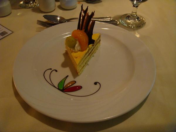 午餐甜點-蛋糕