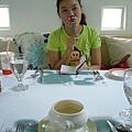 奶油磨菇湯
