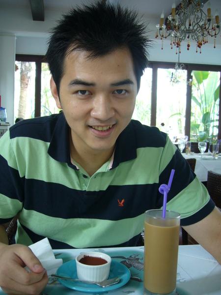 提拉米蘇+咖啡
