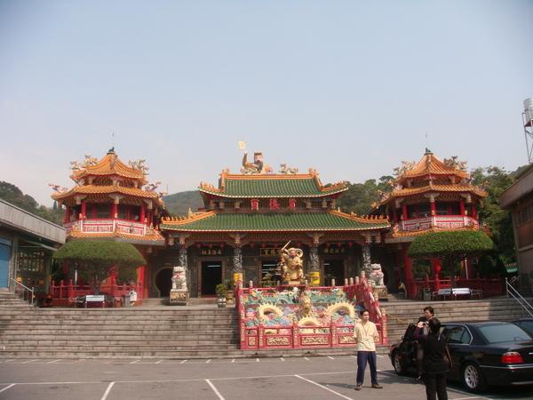 孫臏廟全景